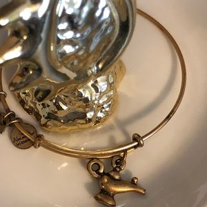 Magic lamp Alex and Ani bracelet